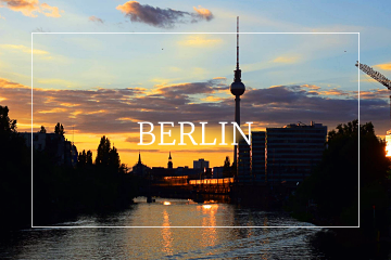Berlin food & city guide