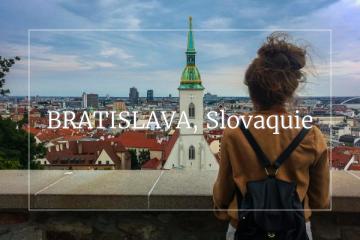 Food Guide Weekend Bratislava Slovaquie