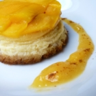 Cheesecake mangue petit beurre cannelle