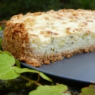 Cheesecake pélardon courgettes