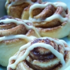 Cinnamon rolls cannelle chocolat korvapuusti
