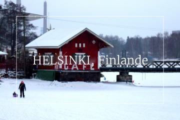 Food guide Helsinki Finlande