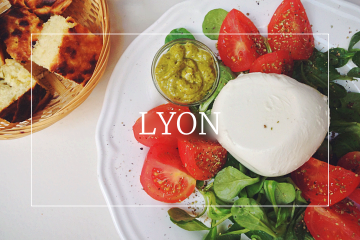Lyon food guide
