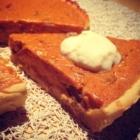 Pumpkin pie potiron crème