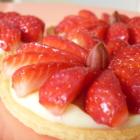 Tartelette fraises crème patissière