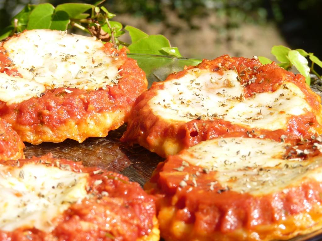 Tatin mozarella-tomate