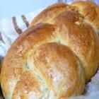 Tresse pain brioché