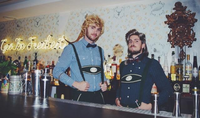 black forest society lyon bonne adresse barmen