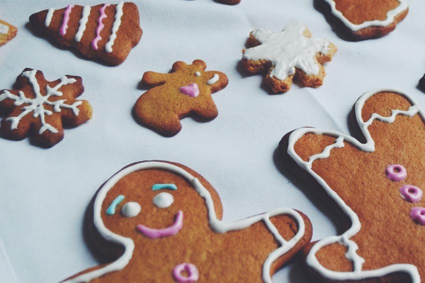 gingerbread zimstern