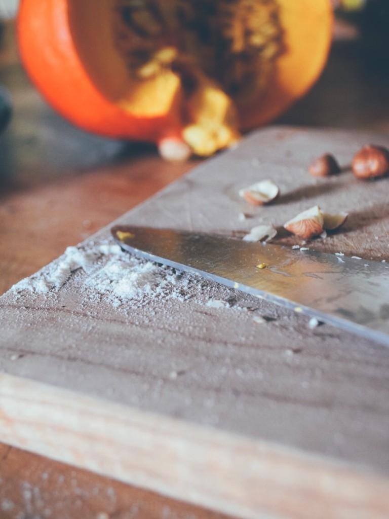 pumpkin bundt cake salted caramel