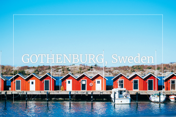 Food and Travel Guide to Gothenburg Sweden