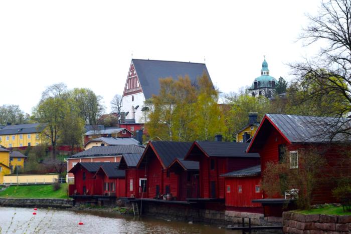 dock porvoo houses