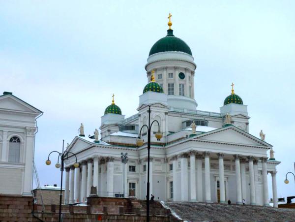 cathedrale helsinki