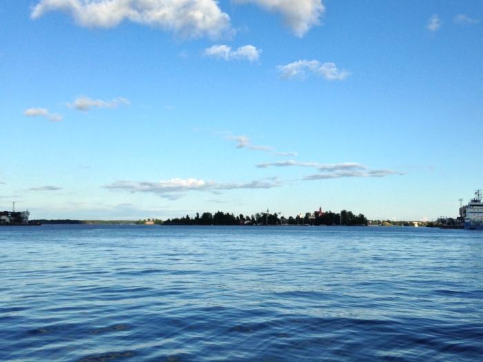 sea helsinki island
