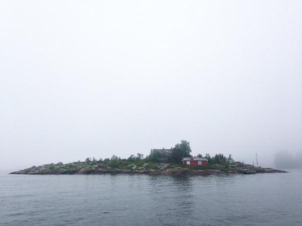 Suomenlinna ile ferry