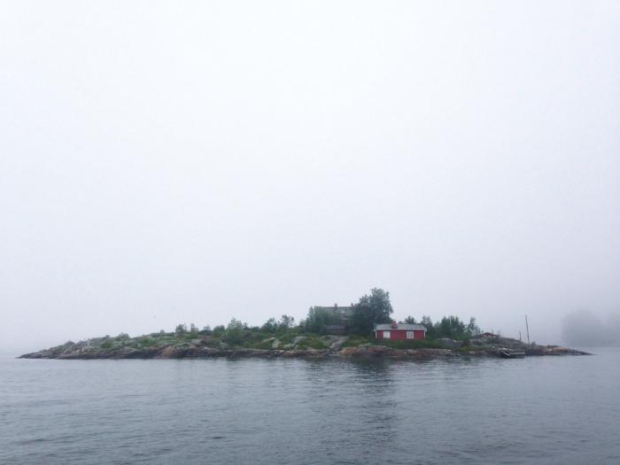 Suomenlinna island ferry
