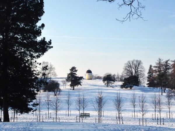 parc neige helsinki