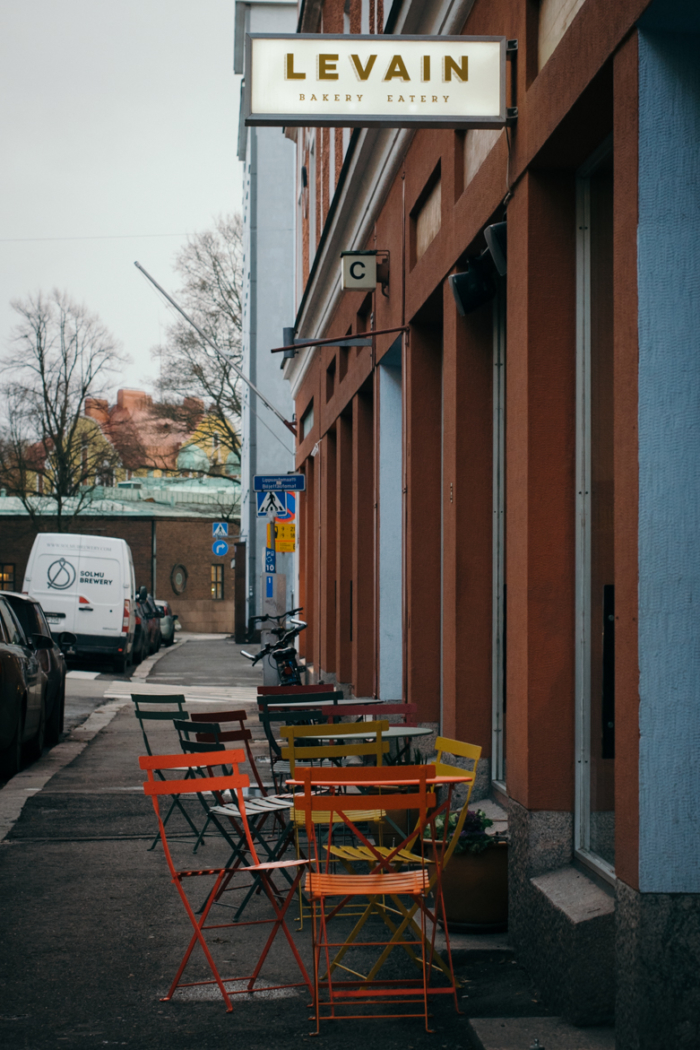 Helsinki Food & City Guide