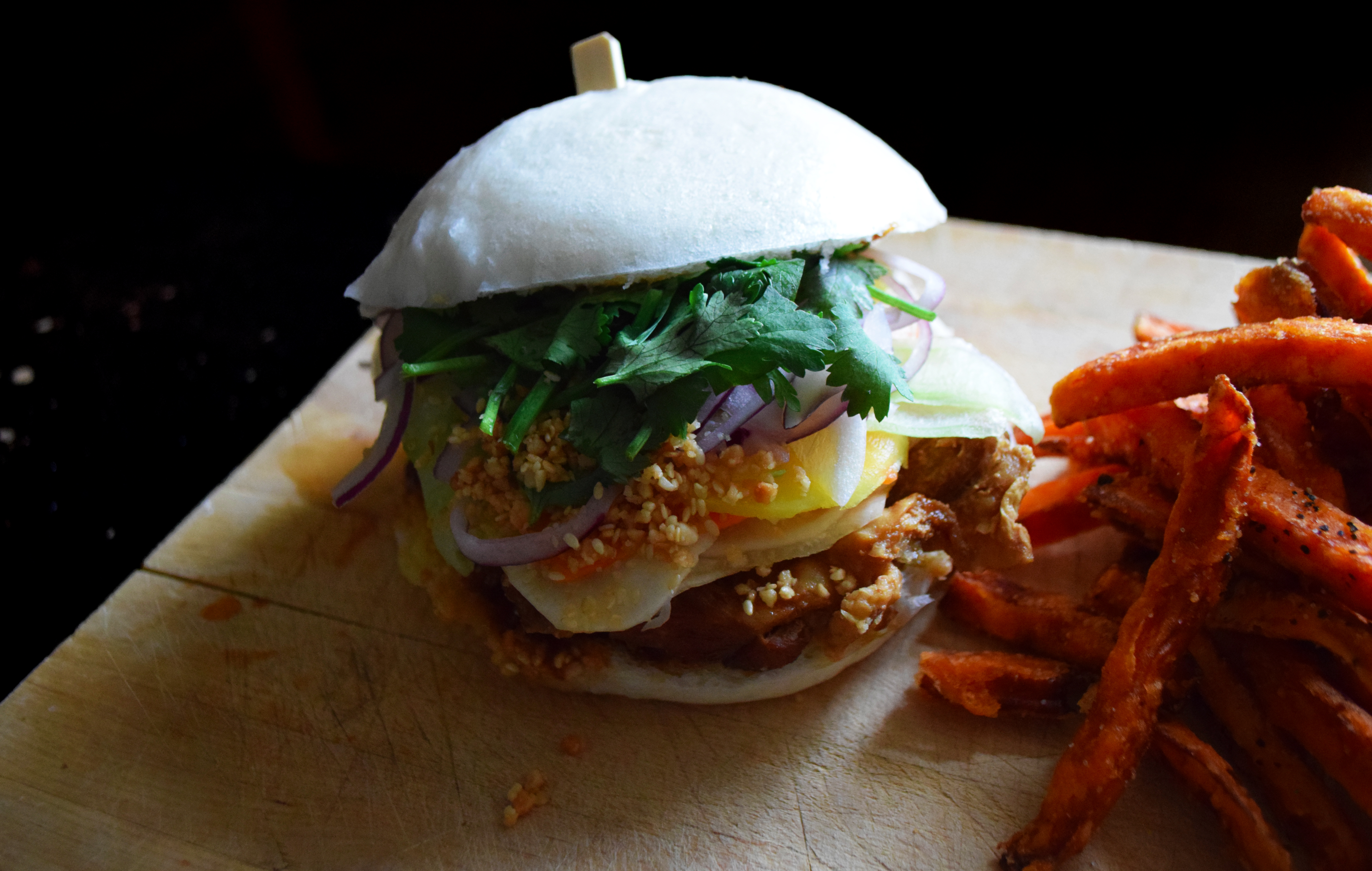 bun bao the one and only burger
