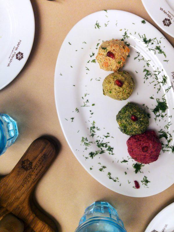 Mana manana georgian food restaurant kiev ukraine