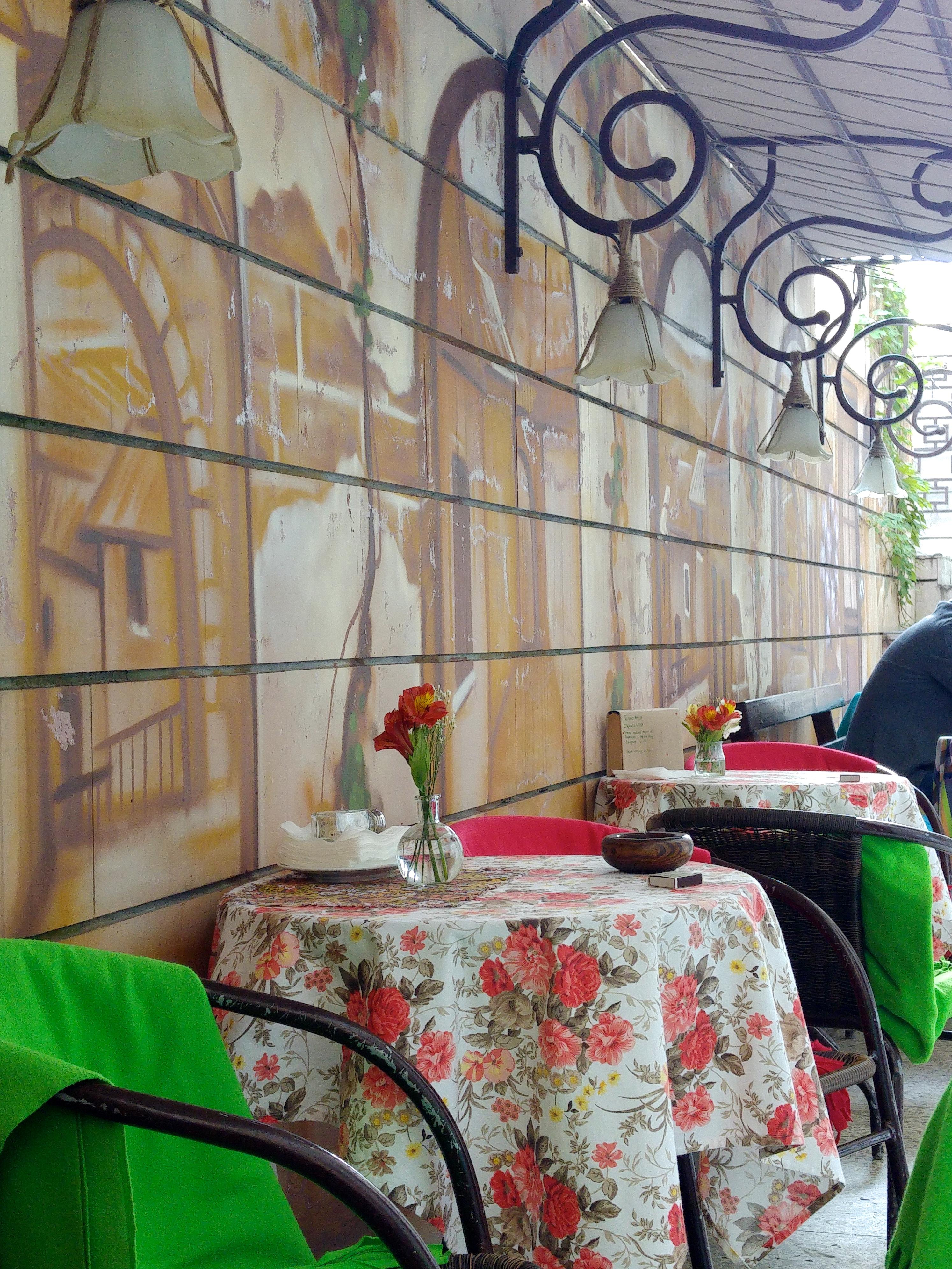 odessa food guide grechka restaurant