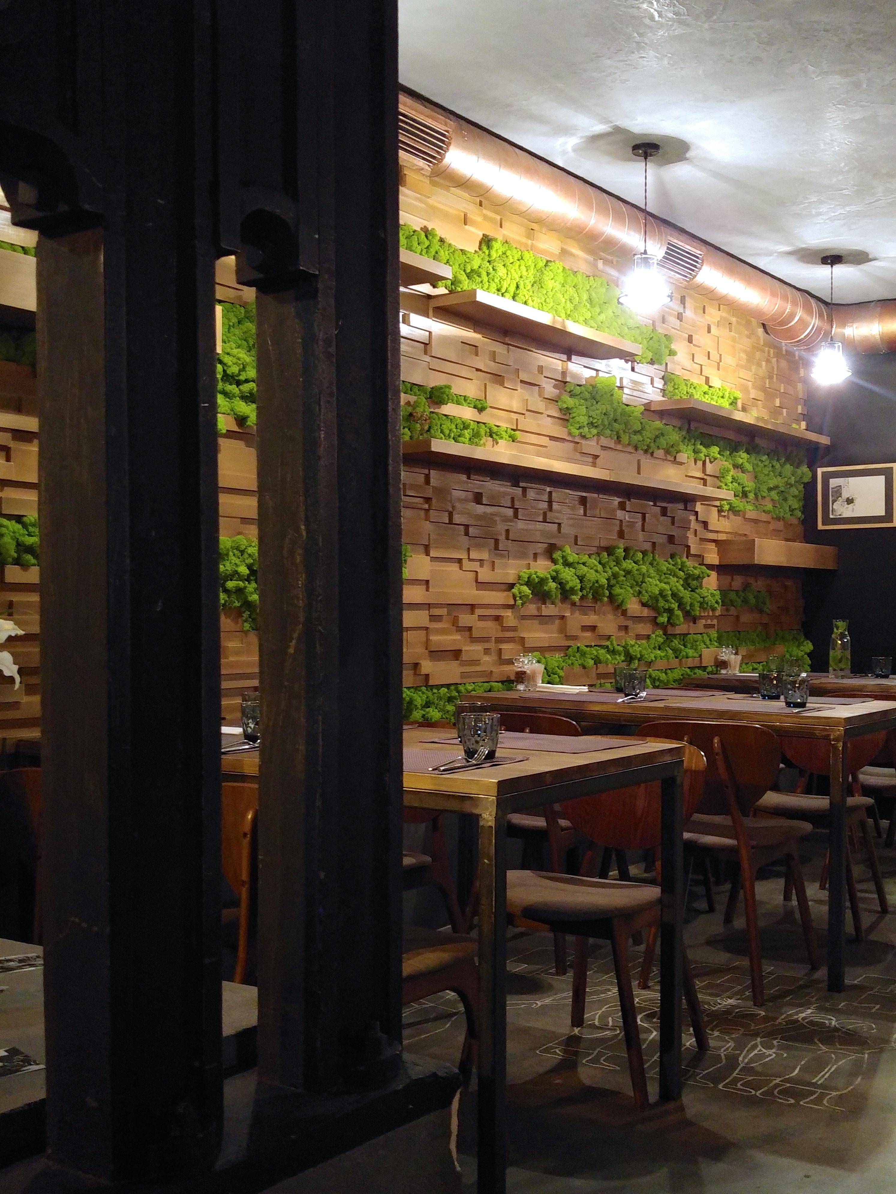 Odessa food guide restaurant Dizyngoff