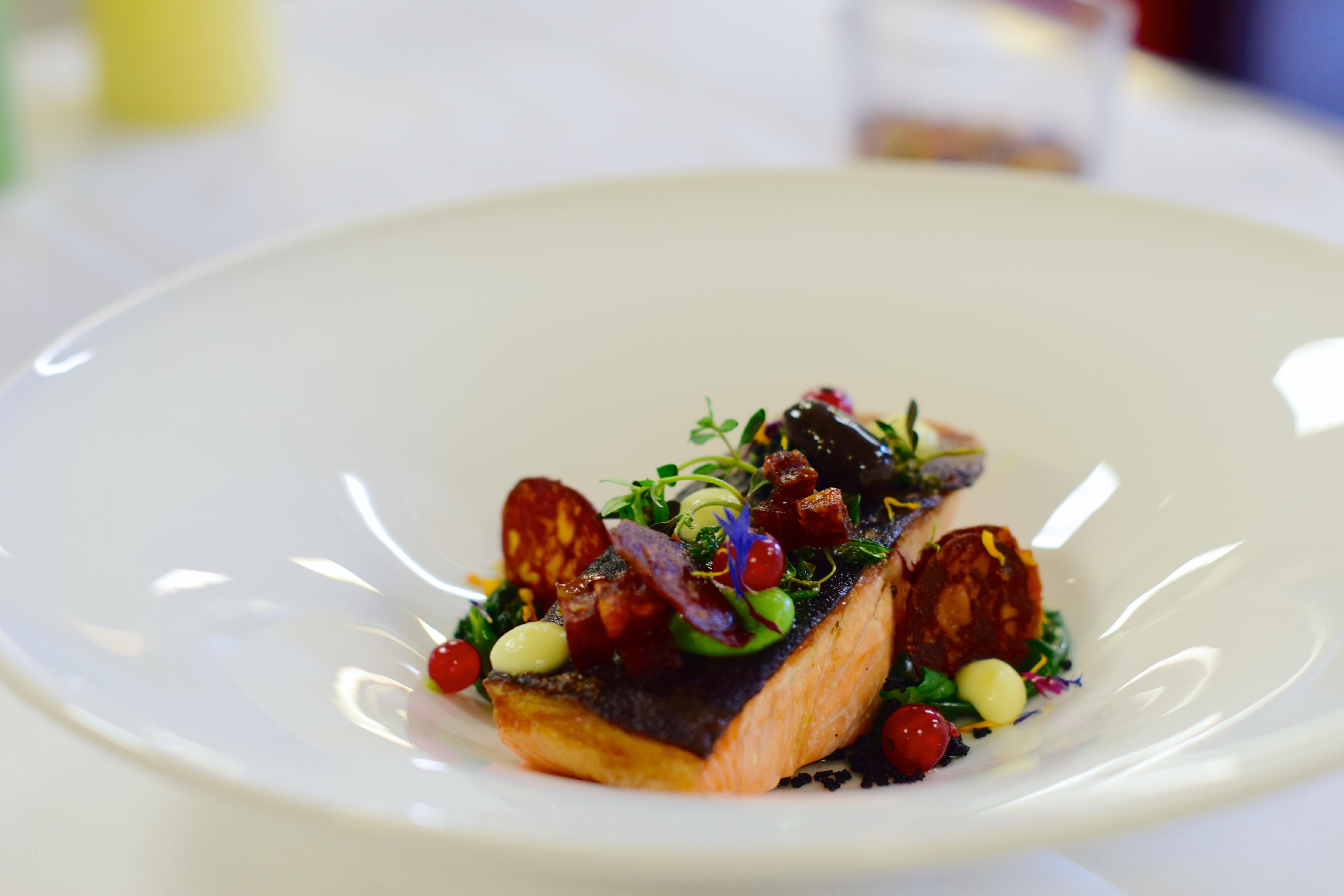 Alpen palace South Tyrol Andreas Schwienbacher cuisine gastronomy