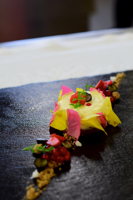 Alpen Palace Tyrol Sud Andreas Schwienbacher Cuisine