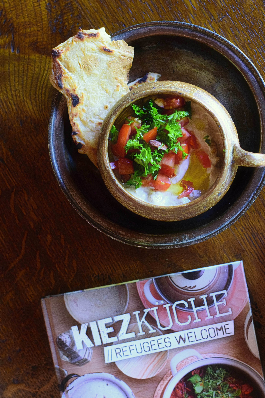 Kiezküche: Ful Mudammas & pains Kitcha