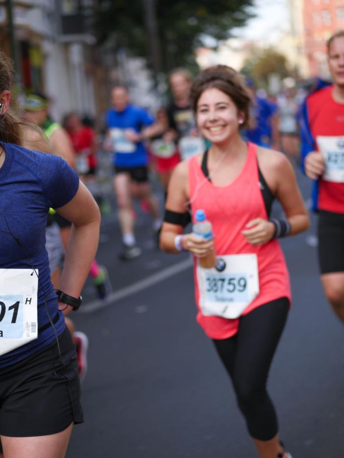 mon premier marathon préparation