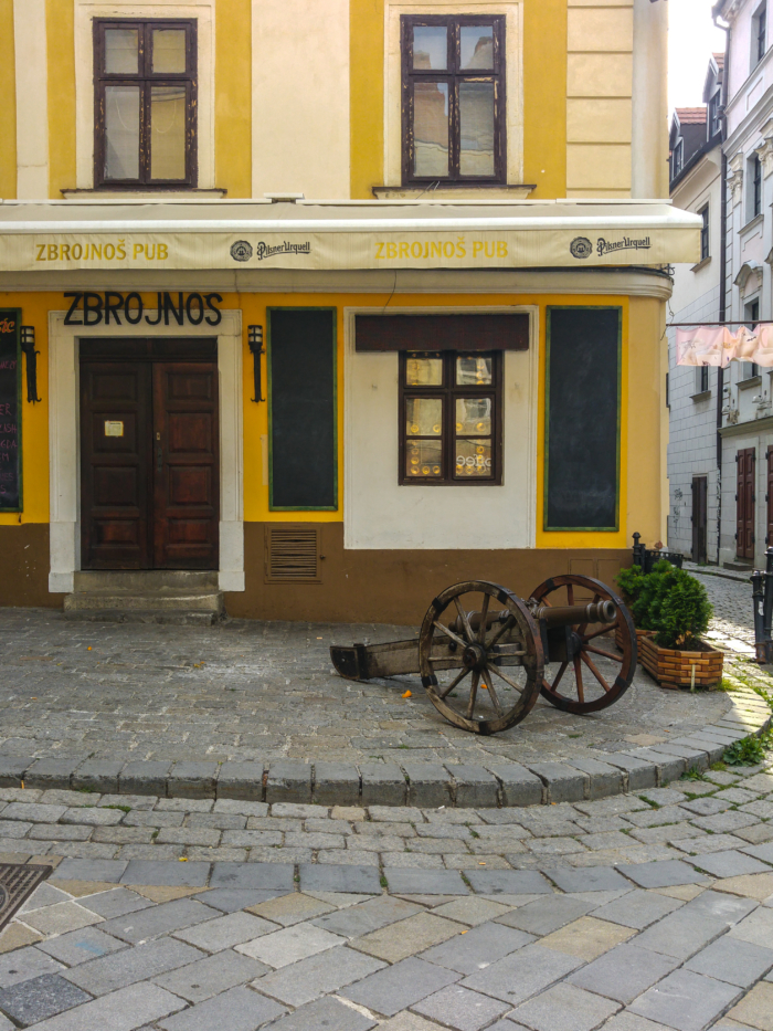Bratislava food guide
