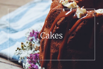 Sweet recipes - Cakes