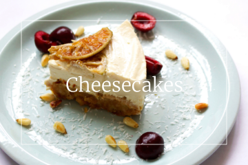 Sweet recipes - Cheesecakes