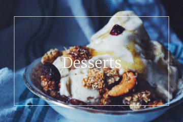 Health & Nutrition - Dessert