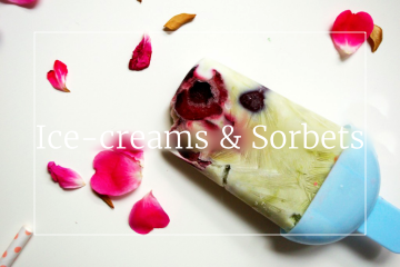 Sweet recipes - Ice-creams & Sorbets
