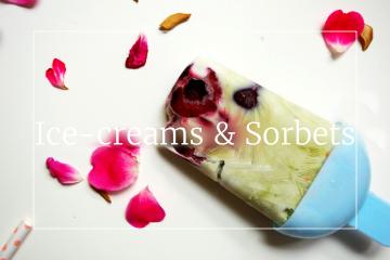 Sweet recipes - Ice-creams & Sorbets