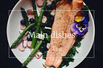 Health & Nutrition - Main dishes