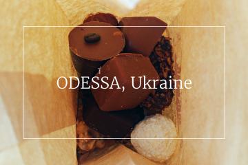 Food guide Odessa Ukraine