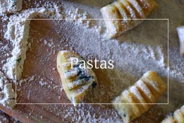 Pastas - Savory
