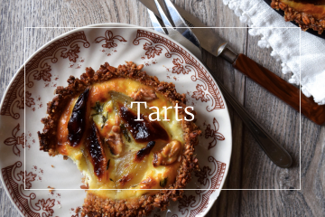 Tarts & Pies - Savory