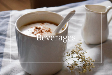 Sweet recipes - Beverages
