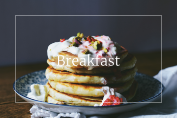Sweet recipes - Breakfast