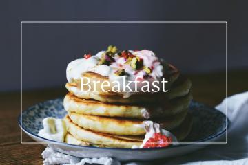 Sweet recipes - Breakfast