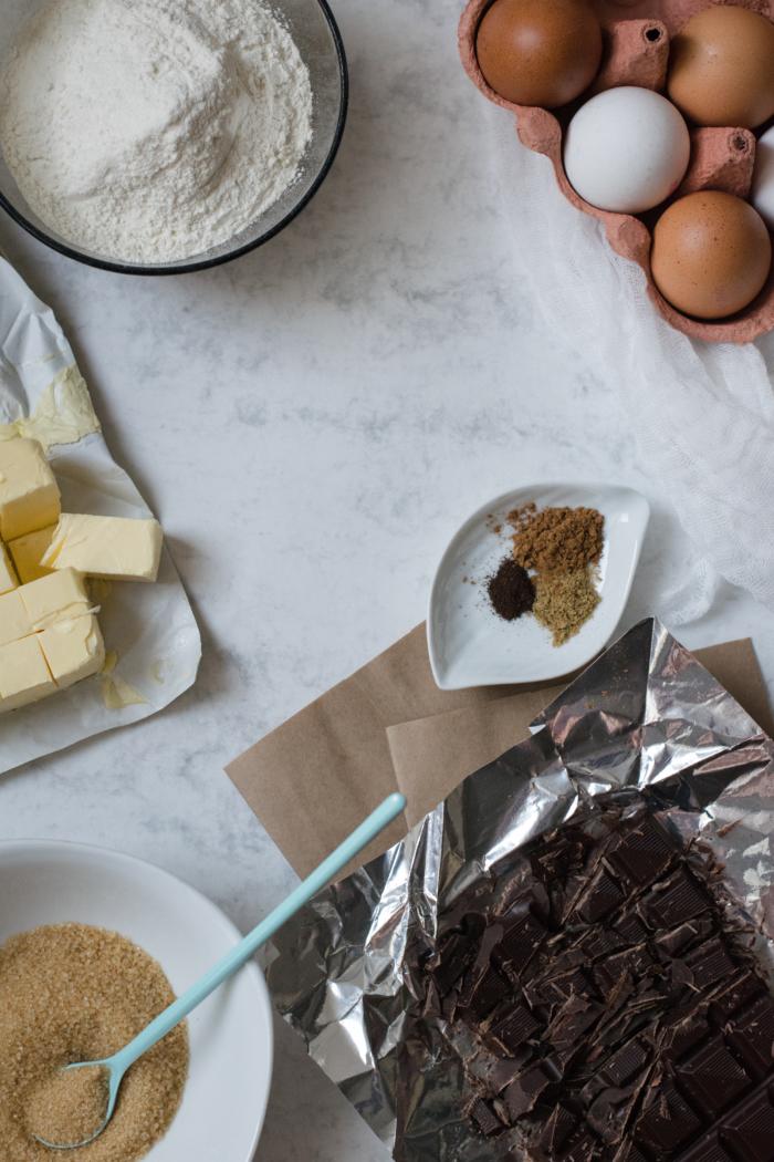 Thumbprint Cookies de Noël & Caramel au Chocolat