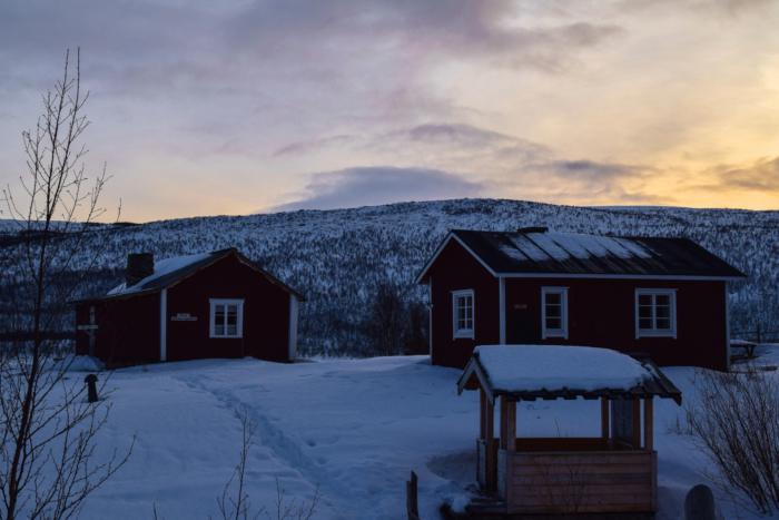 Laponie Finlandaise et Norvégienne