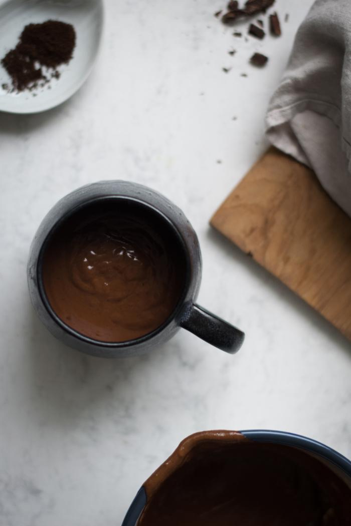 Chocolat aux Épices et Beurre de Cacahuètes