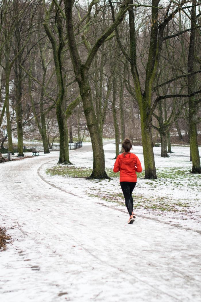 Entrainement: ma routine running