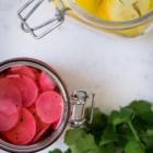 Pickles de Radis & Citrons Confits