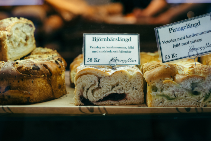 Saluhallen Brogyllen - Göteborg city & food guide