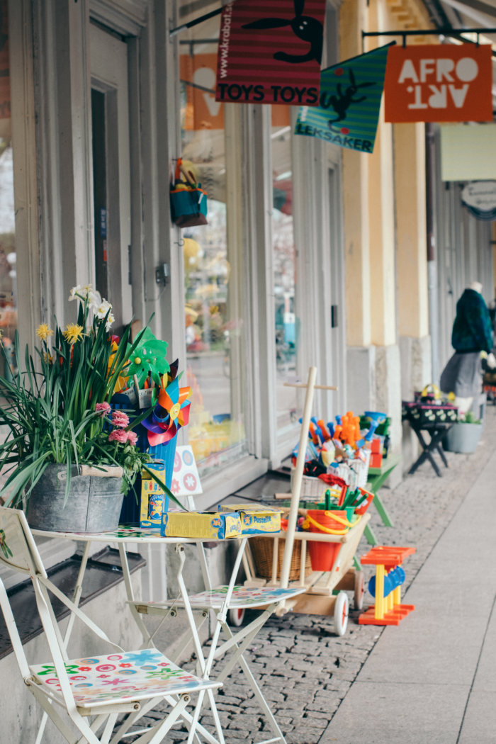 Magasinsgatan - Göteborg city & food guide